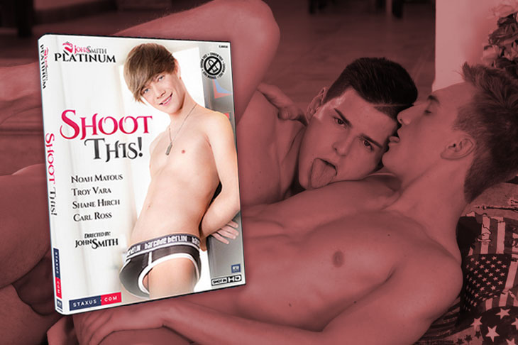 Another new DVD release: Shoot This!