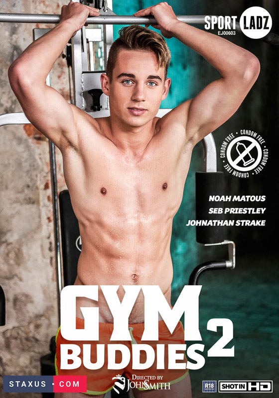 """""""Gym Buddies 2"""" now available on DVD!"""