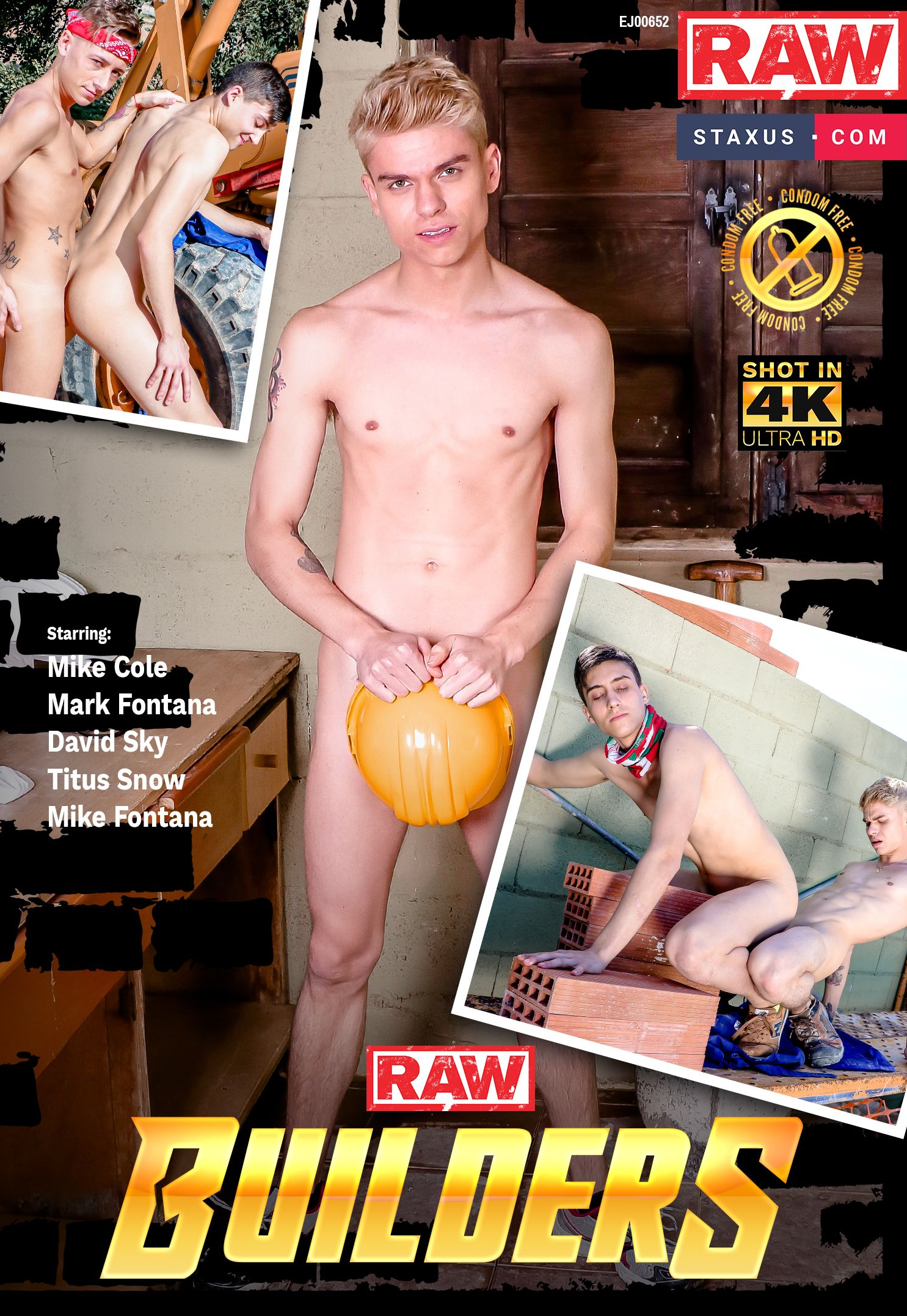 """Trailer for new movie """"Raw Builders""""!"""