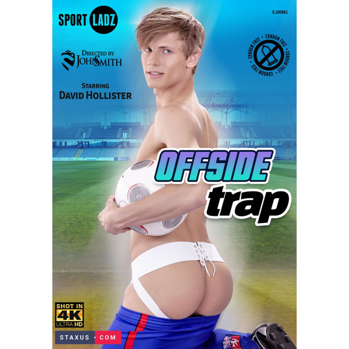 """Offside Trap"" now available on DVD!"