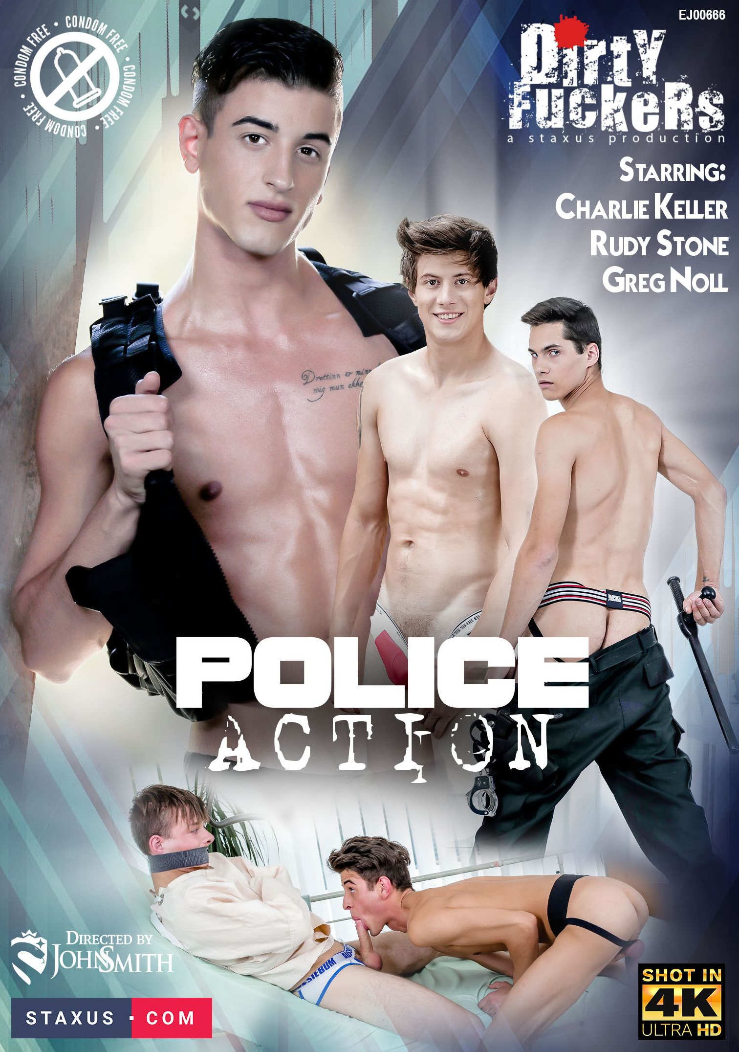 "New DVD ""Police Action"" now available!"