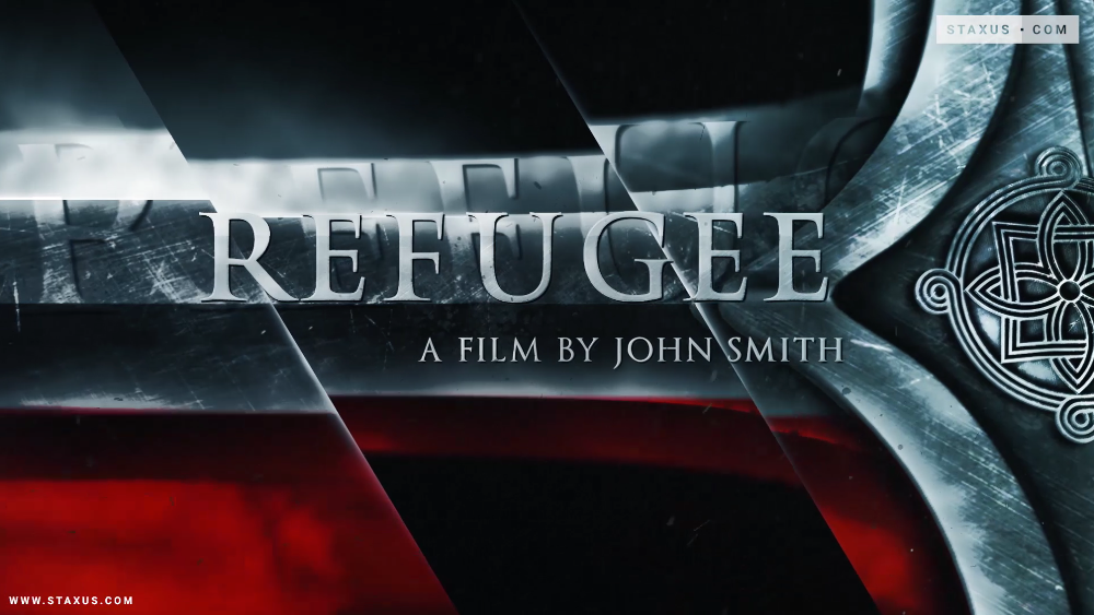 """The gorgeous boys having awesome fun in """"Refugee"""" by director John Smith"""