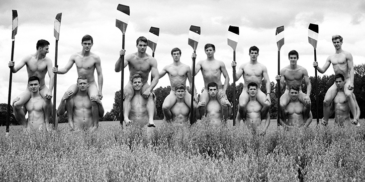 Warwick Rowers Get Naked for LGBT Charity