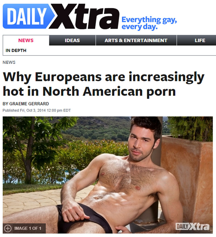 Daily Xtra confirms what we already knew…